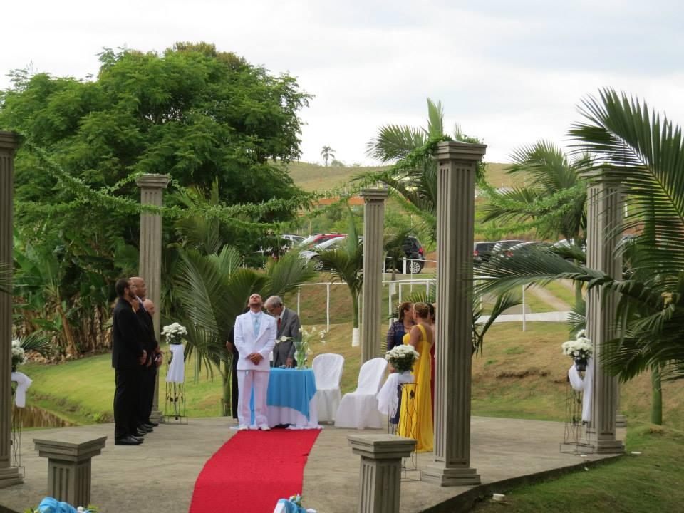 Casamento em Sítio próximo a São Paulo e interior de SP